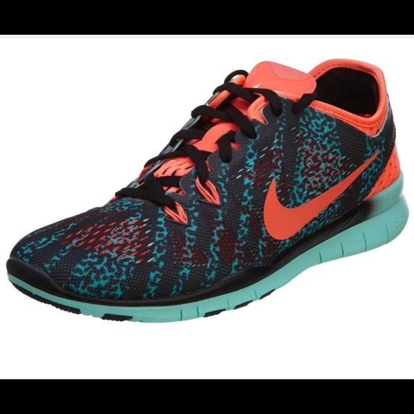 Nike 'Free 5.0 TR Fit 5 Print' Training Shoe (Women) | Free